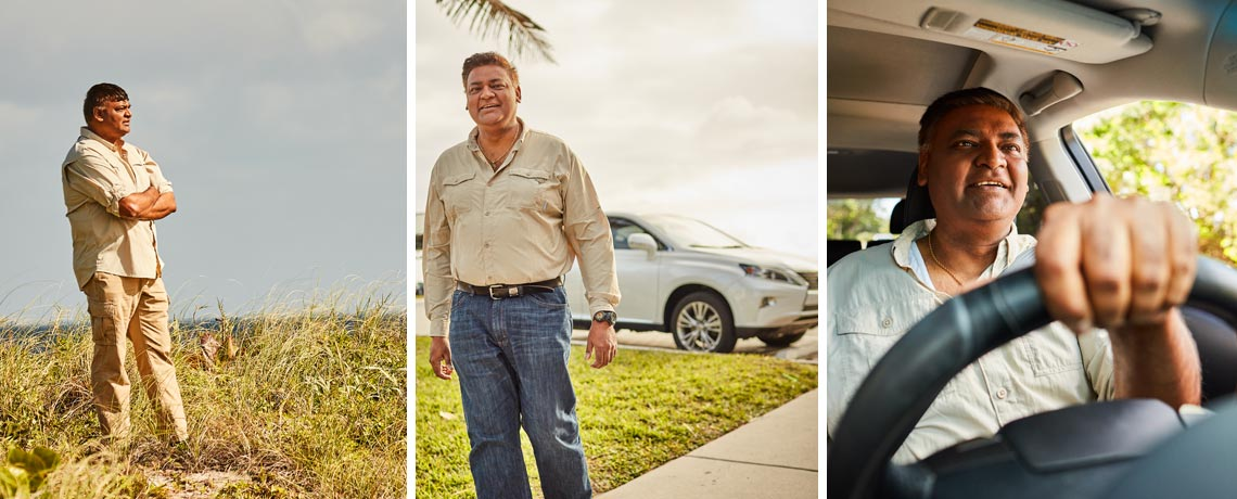 Auto loan customer Shyam A. Maharaj's positive car-buying experience was part of an unprecedented year for Wells Fargo's auto lending business in 2015.