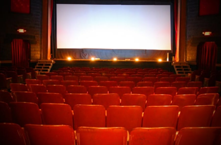 At the new Radford Theatre, the customer experience includes pre-shows with live performances tied to the movie's theme, and often features local community groups.