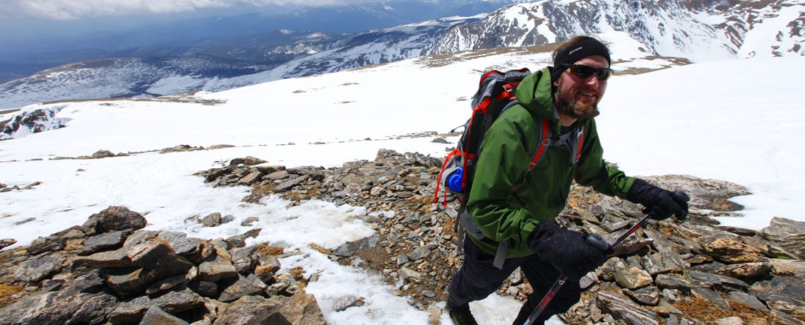 Veterans are training for their climb up Mt. Whitney