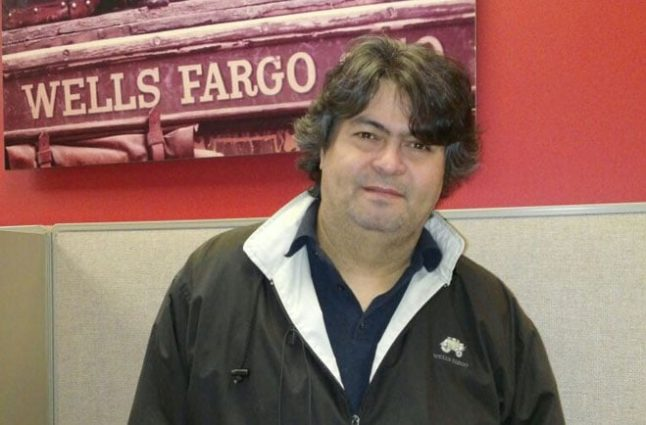 Ricky Rios is now with student loan collections, Wells Fargo Consumer Lending Group, in Sioux Falls, South Dakota.
